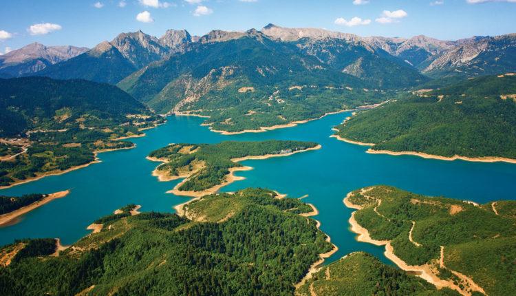 Озеро Пластира