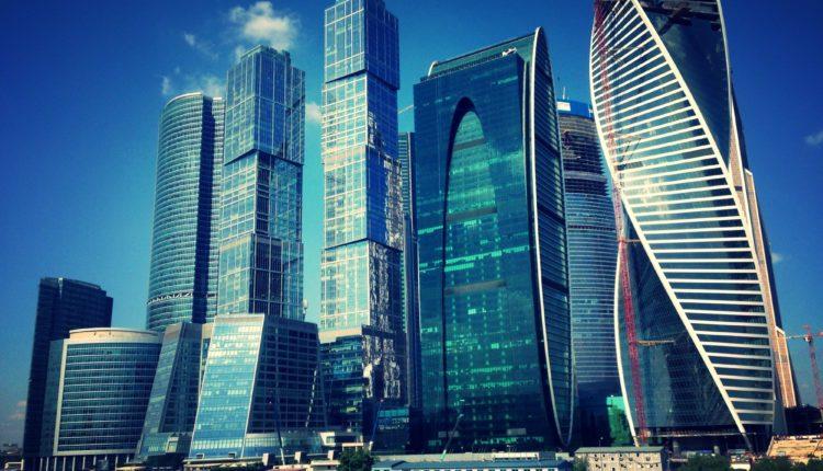 башни Москва