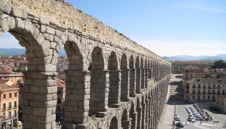 Испанский городок Сеговия