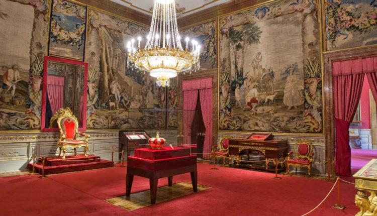 Красивейший дворец Европы