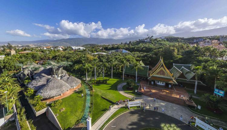 Лоро парк на Тенерифе