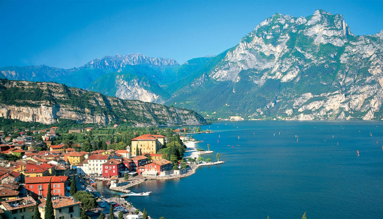 Озеро Гарда в Италии