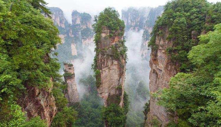 памятник Китая
