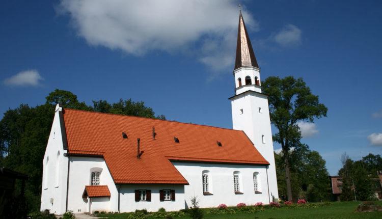 Церковь Святого Бертольда