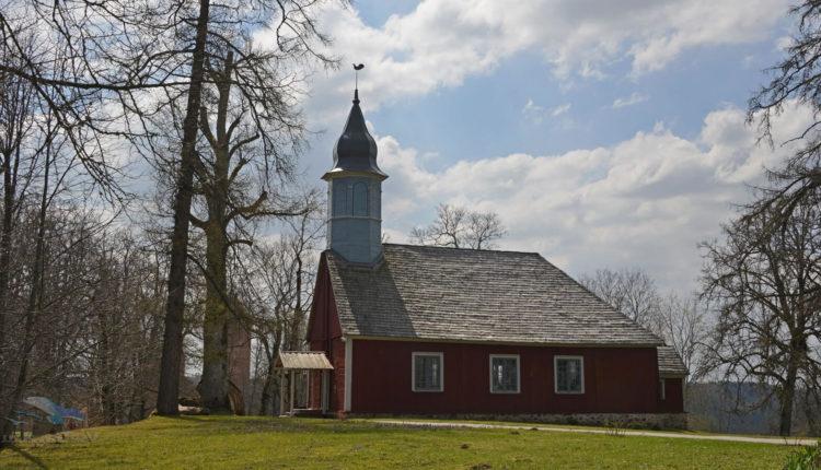 Церковь в Кримулде