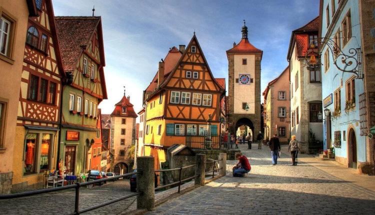 Старый город в Праге