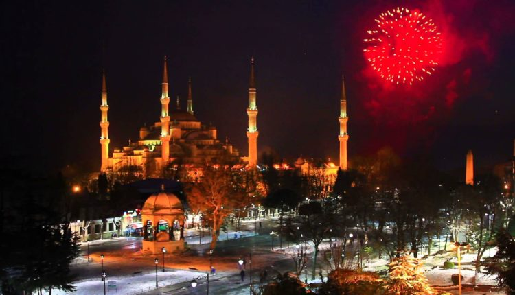 nova godina 2019, baytravel, istanbul