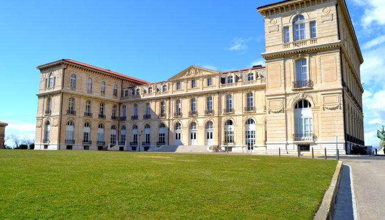 Дворец Фаро марсель