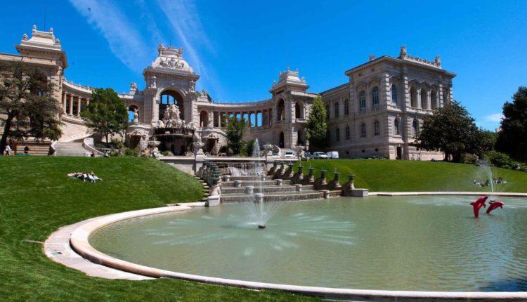 Дворец Лоншан марсель
