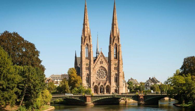 Кафедральный собор Нотр-дам де Страсбург