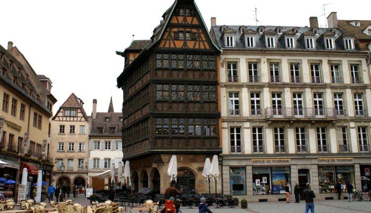 Дом Каммерцелль Страсбурга