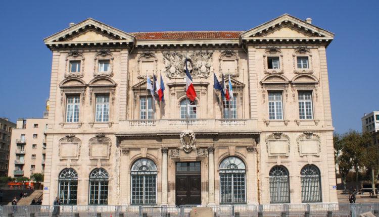 Городская ратуша марсель