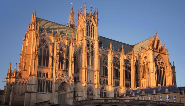 Готические соборы Франци