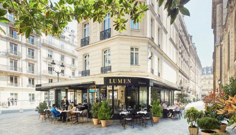 Отель Парижа